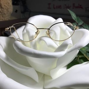 Christian Dior Pearl Glasses ( Vintage) 👓